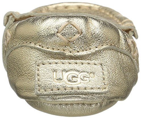 Pictures of UGG Kids I Sivia Metallic Slip-onGold3 1018272I Gold 8