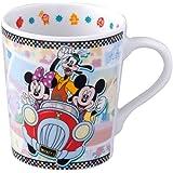 ディズニー ランド 34周年 2017 マグ カップ コップ ミッキー ミニー グーフィー 食器 ( ランド限定 お土産 )