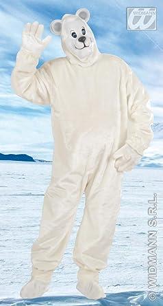 Disfraz de Oso polar Adulto Cualquier día: Amazon.es: Ropa y ...