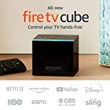All-new Fire TV Cube, hands-free with Alexa built