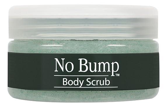 Amazon Com Gigi No Bump Body Scrub With Salicylic Acid For Ingrown Hair Razor Burns 6 Oz Hair Trimmer Kits And Sets Beauty