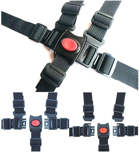 Newin Star Paseo Arn/és seguro Cintur/ón a 5/puntos Arn/és para cochecito Trona cochecito cochecito para ni/ños cochecito seguro Cinturones Holder 1pc