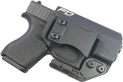 Fierce Defender IWB Kydex Holster Glock 43