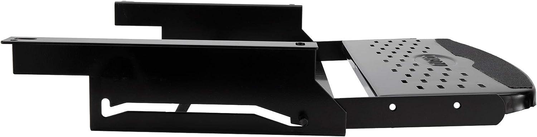 RV Steps 24 Single Step Low Profile in Black Camper Steps FP-1200 RV Exterior Steps RV Stairs