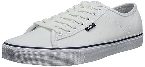 Vans M Ferris (S14) White/PEA, Zapatillas para Hombre: Amazon.es: Zapatos y complementos