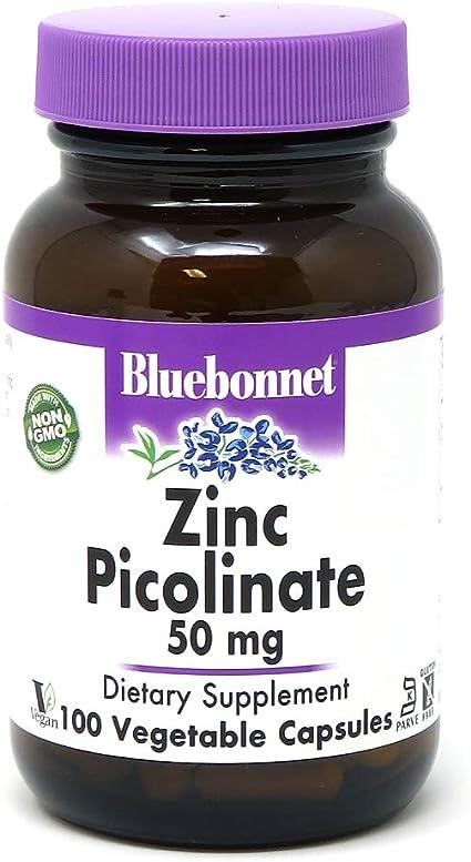 picolinato de zinc y próstata