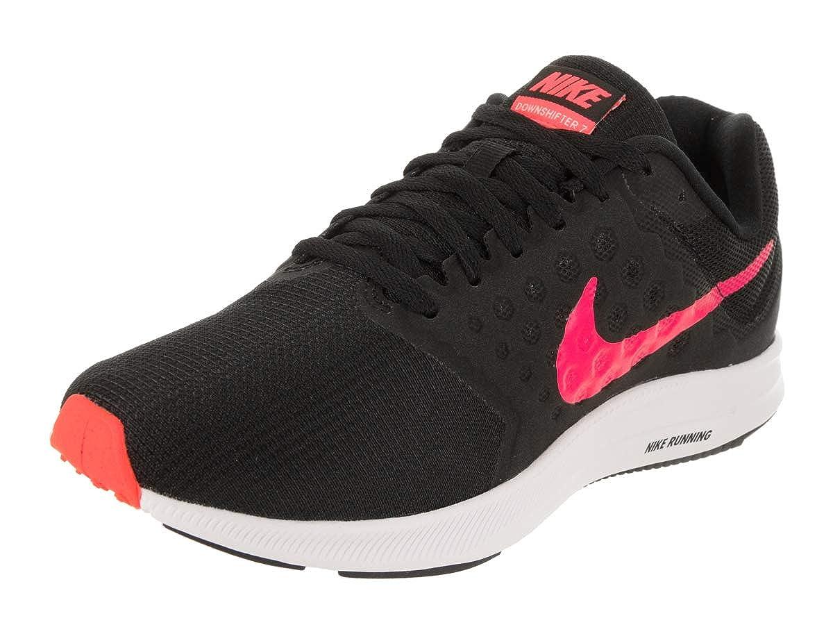 Black Racer Pink White Nike Women's Downshifter 7 Running shoes