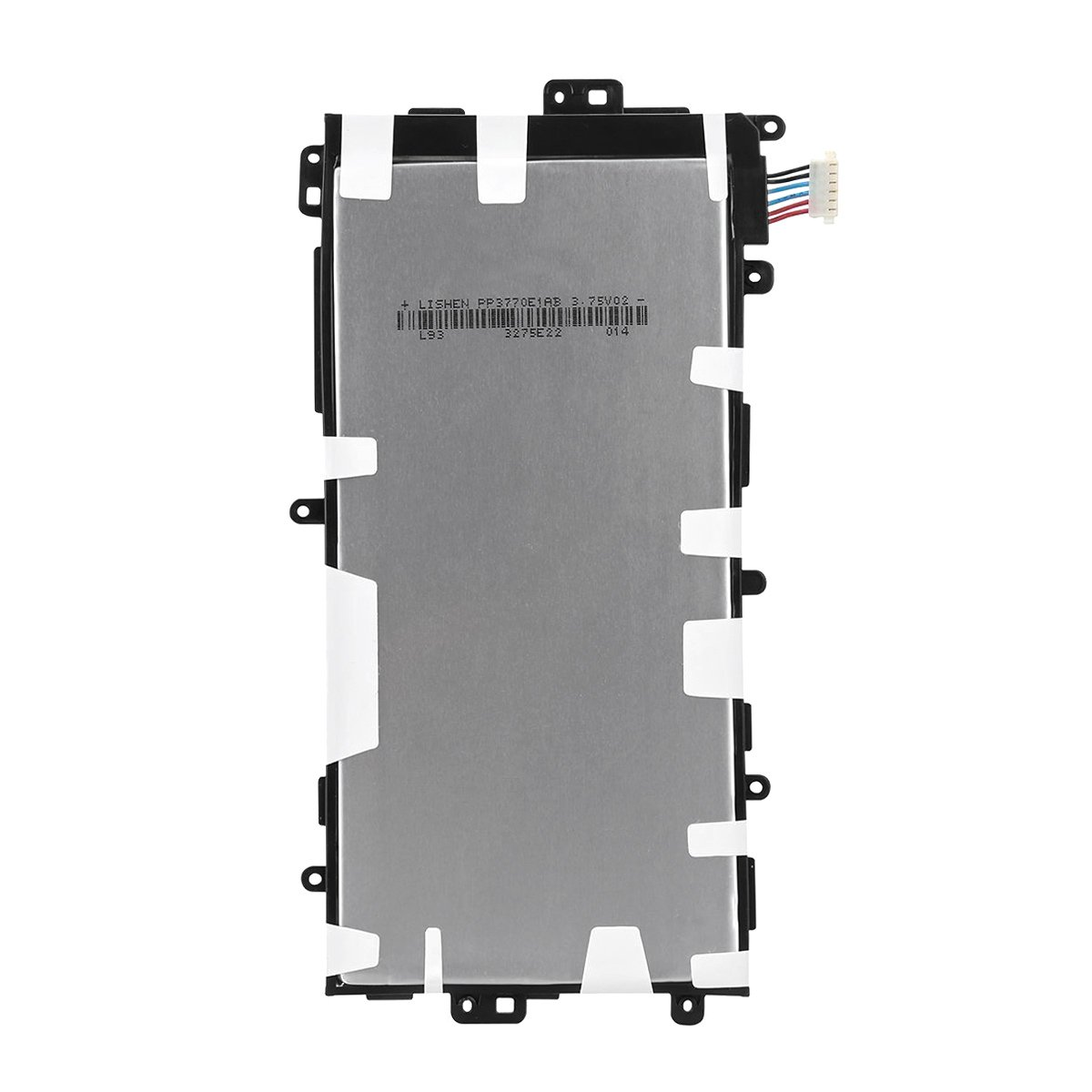 ANTIEE Compatible New SP3770E1H Battery Replacement Samsung Galaxy Note 8.0 N5110 N5100 GT-N5110 N5120 SGH-i467 Tablet 3.75v 4600mAh 141332454061 by ANTIEE (Image #3)