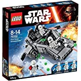 LEGO - Star Wars 75100 First Order Snowspeeder
