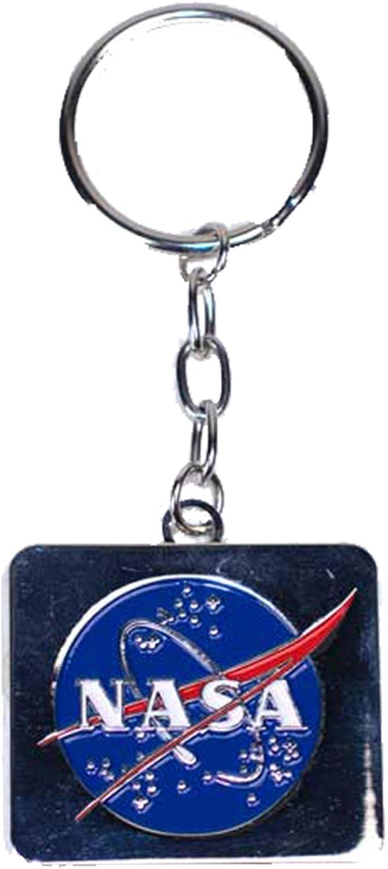 H3 SPORTGEAR NASA Llavero con relleno de esmalte