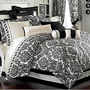Amazon Com Waterford Bedding Sheffield King Bedskirt