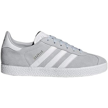 chaussures de sport 1bcf7 98e72 adidas Gazelle J W Shoes aero Blue/FTWR White: Amazon.co.uk ...