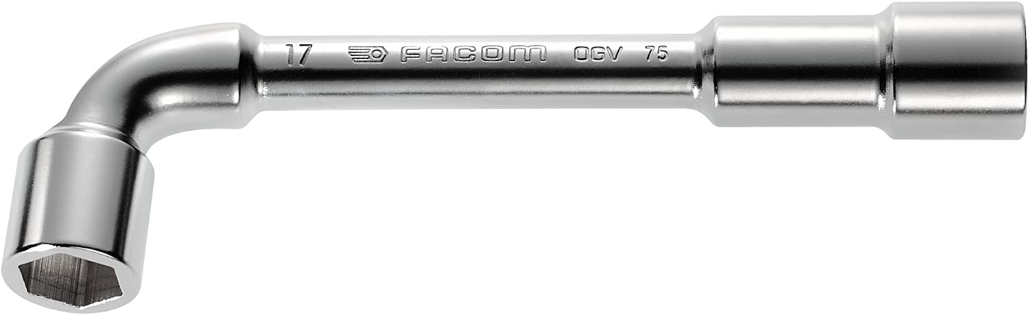 Stanley Proto Facom FF-75.9//16 Angled Open-Socket Wrench 6 Point