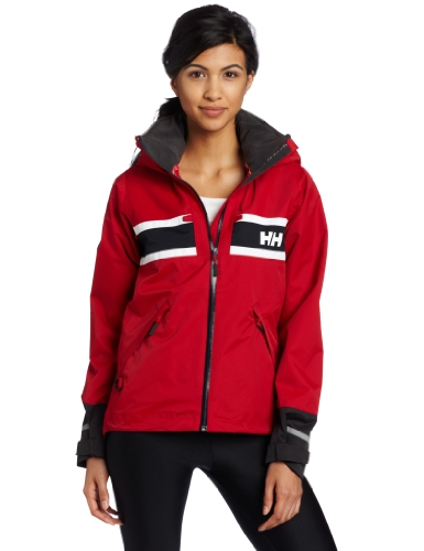 Helly Hansen Women's Salt Rain and Sailing Jacket