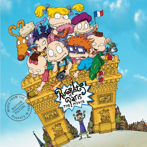 Rugrats In Paris The Movie Music From The Motion