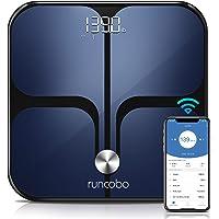 Digital Scale - Wi-Fi Bluetooth Auto - Switch Smart Scale Digital Weight, Body Fat Scale for Weight, 14 Body Composition…