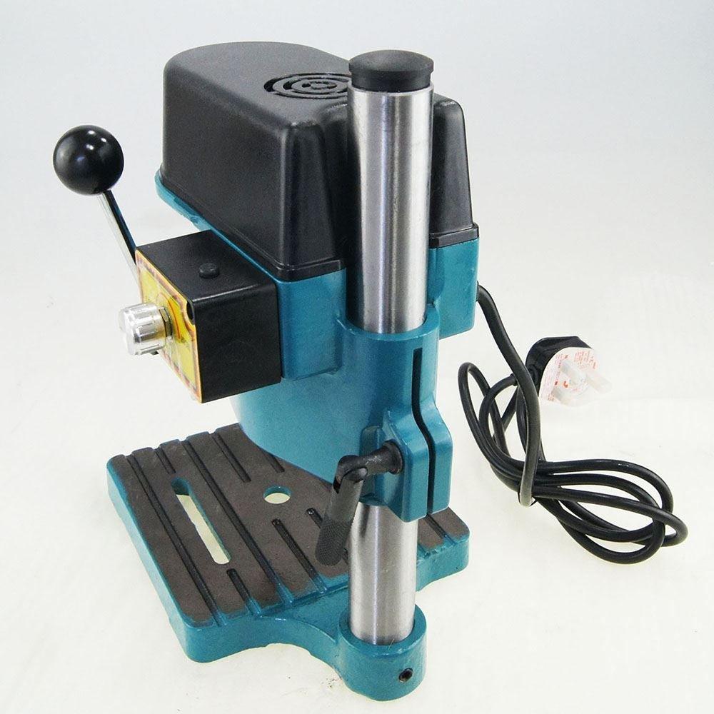 100080 Mini Banco taladro Presi/ón 180W 220V 50Hz 7000RPM ajusta max brocas taladro 6.5mm