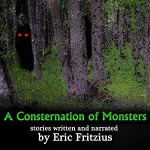 A Consternation of Monsters Audiobook
