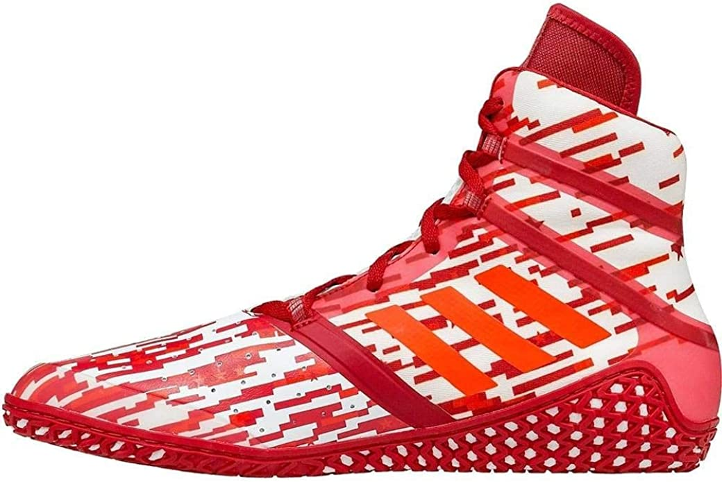 adidas Impact Red Diggital Wrestling