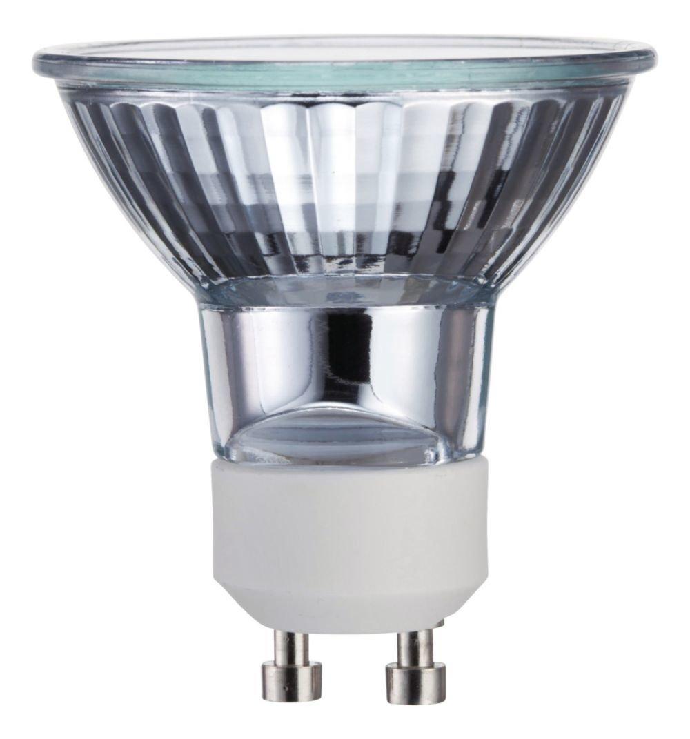 Philips 415760 Indoor Flood 50-Watt MR16 GU10 Base 120-Volt Light Bulb 6-Pack