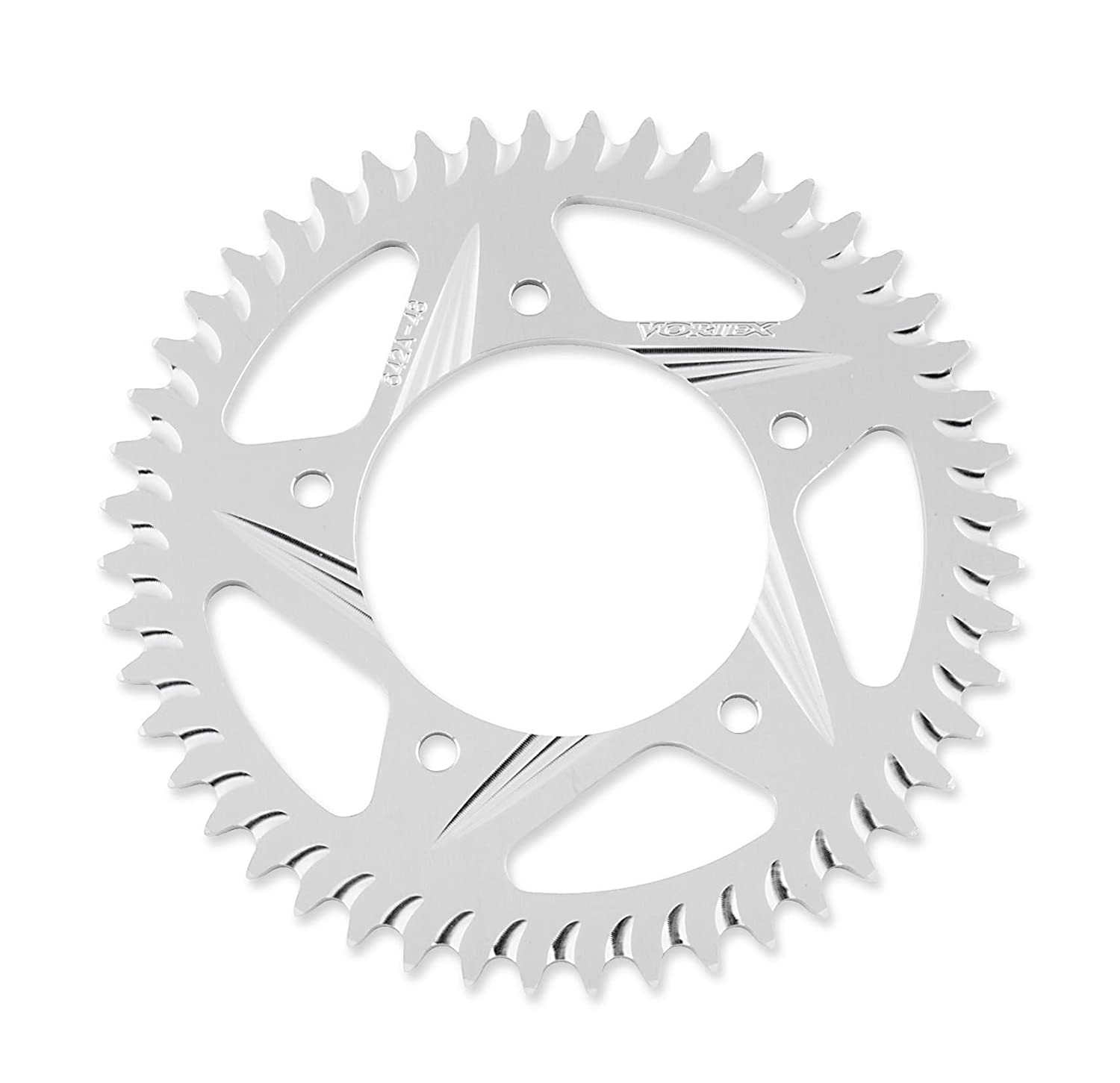 Vortex 110A-42 Silver 42-Tooth Rear Sprocket