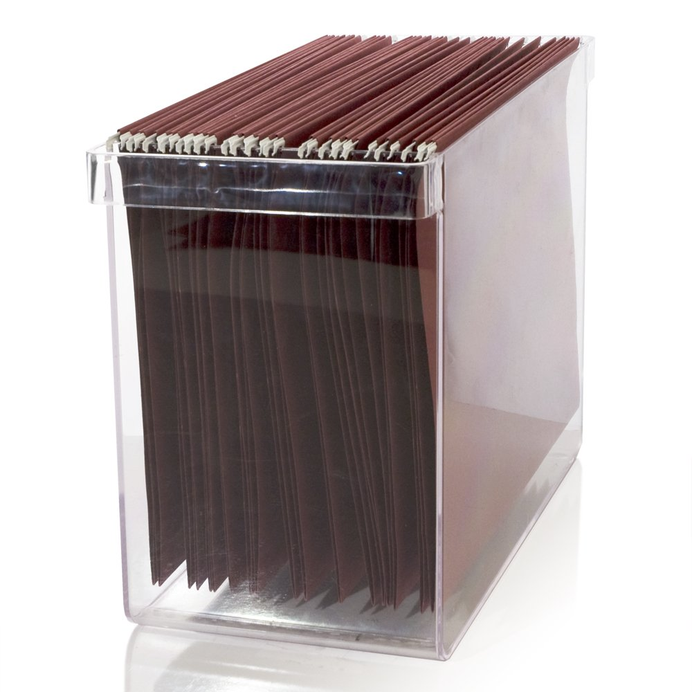 hanging office organizer. amazoncom hanging file organizer holds 85 office a