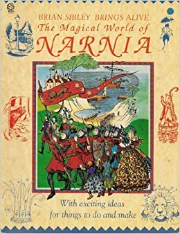 Book Magical World of Narnia Activity Book by Brian Sibley (1990-10-25)