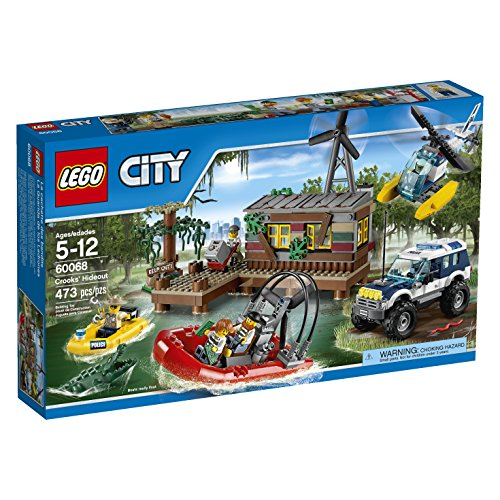 LEGO-City-Police-Crooks-Hideout-Discontinued-by-manufacturer