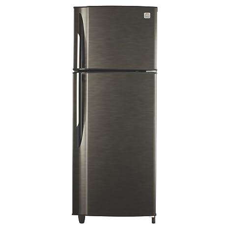 Godrej 260 L 2 Star Frost Free Double Door Refrigerator(RT Eon 260 P 2.3, Silver)