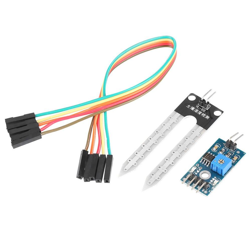 Akozon Professionelle Sensor Module Kit 16 teile//satz Projekt Super Starter Kits f/ür Raspberry Pi