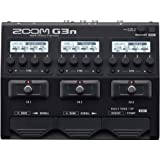 Zoom G3n G-Series Multi-Effects Processor for Guitar, 70 (68 Effects, 1 Looper Pedal, and 1 Rhythm Pedal) Onboard Digital Eff