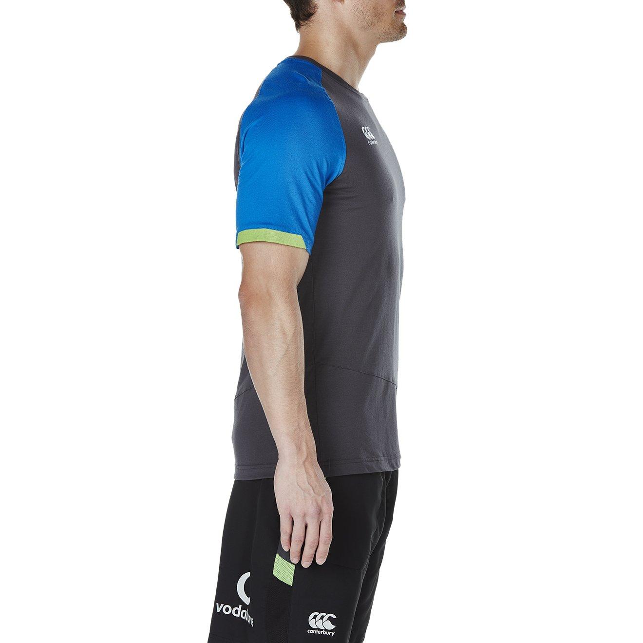 Official IRFU Ireland Rugby Vapodri Cotton Training Camiseta ...