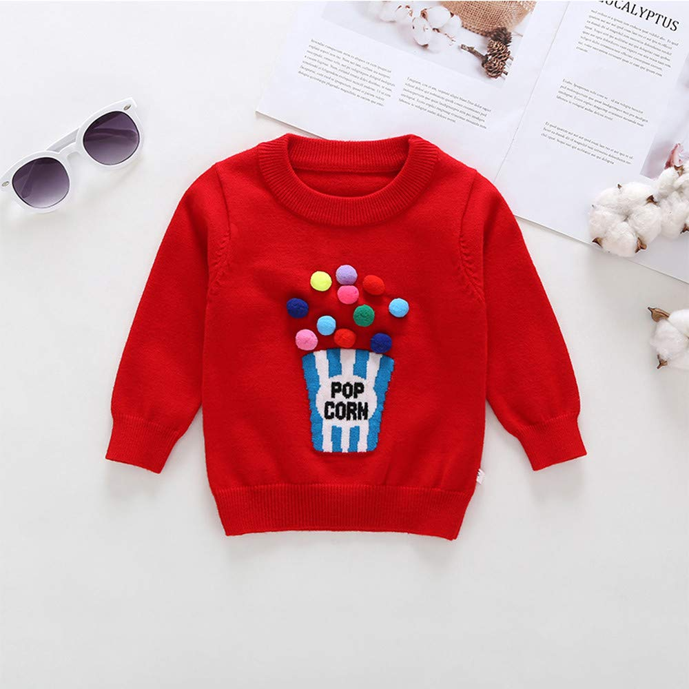 Challeng Baby Girls Clothing Set Baby Boy Newborn Baby Girls Long Sleeve Halloween Cartoon Skull Pumpper Romper Jumpsuit 3-18M