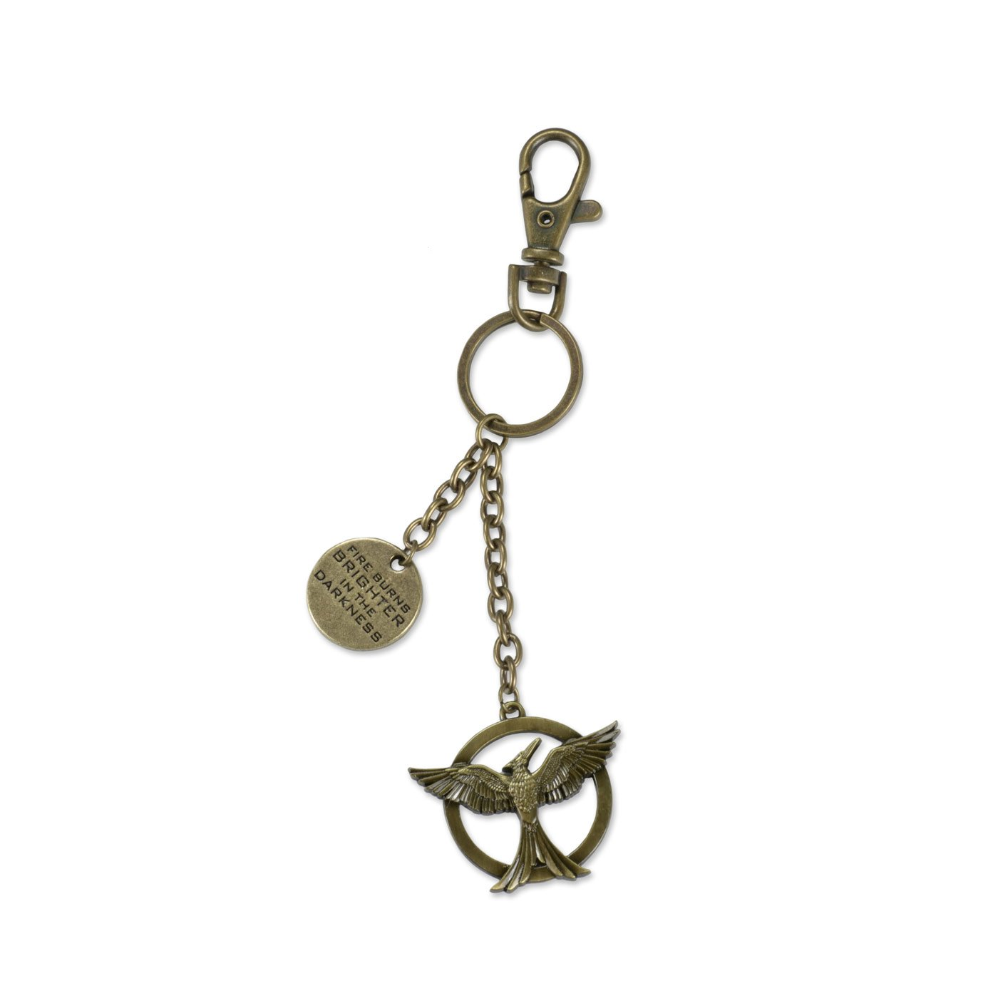 Hunger Games Mockingjay Movie Part 1 - Bag Clip ''The Fire Burns'' opt 2