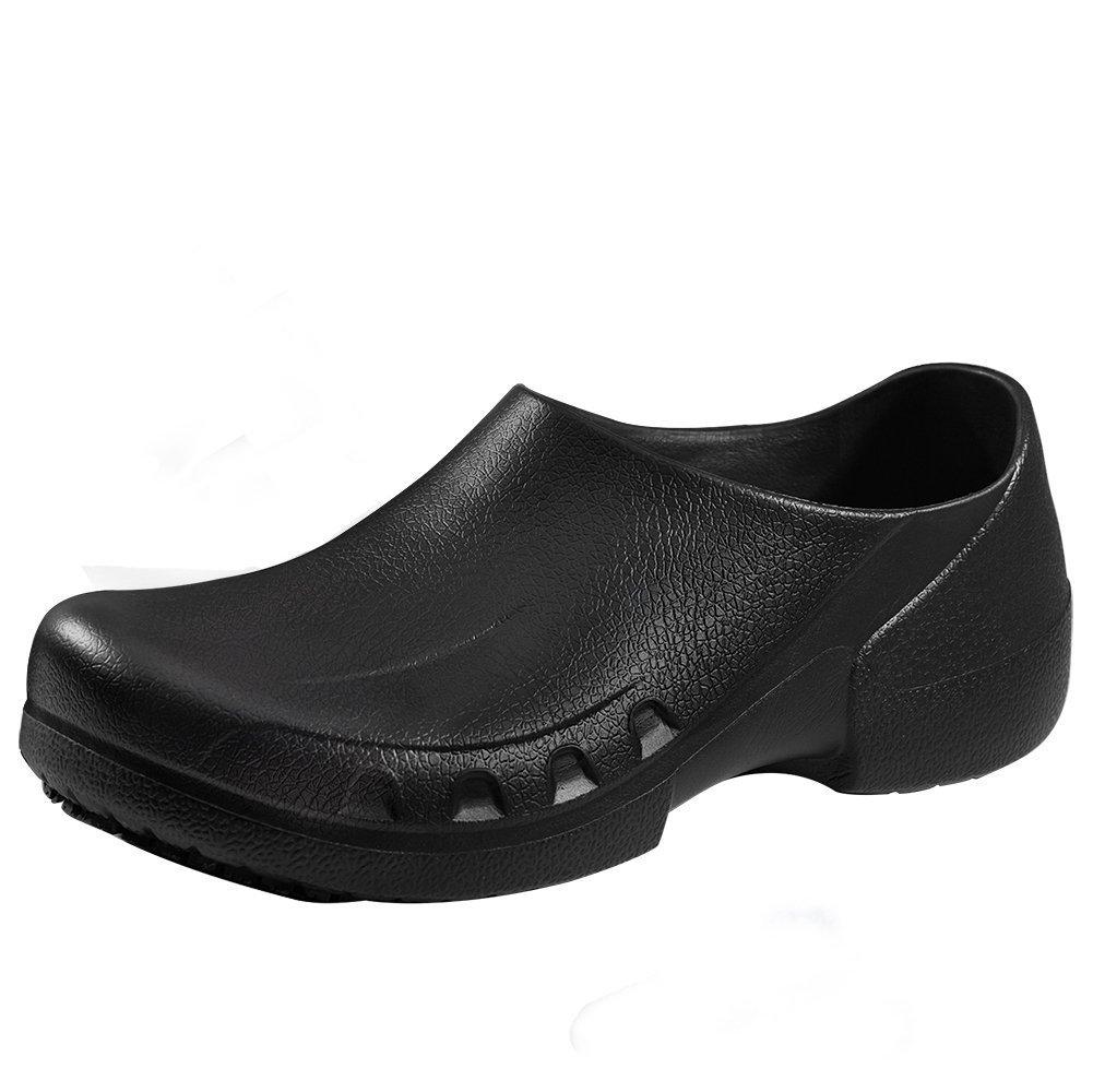 YOWESHOP Chef Kitchen Slip Resistant Safety Shoes Non Slip