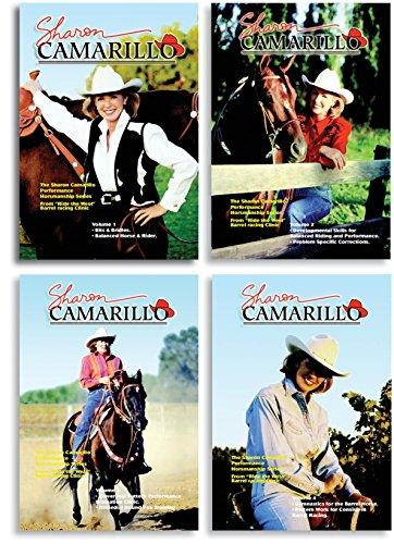 (Sharon Camarillo Performance Horsemanship Series, 4 Volumes in One)