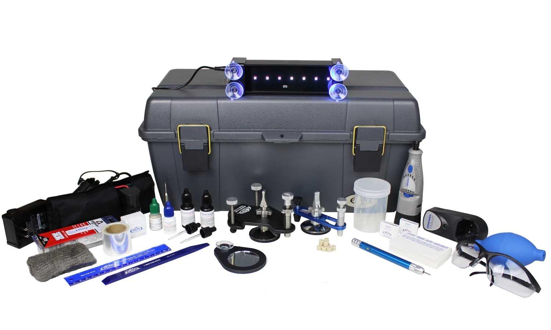 Delta Kits EZ-400D Mobile Pro Windshield Repair System, 12V