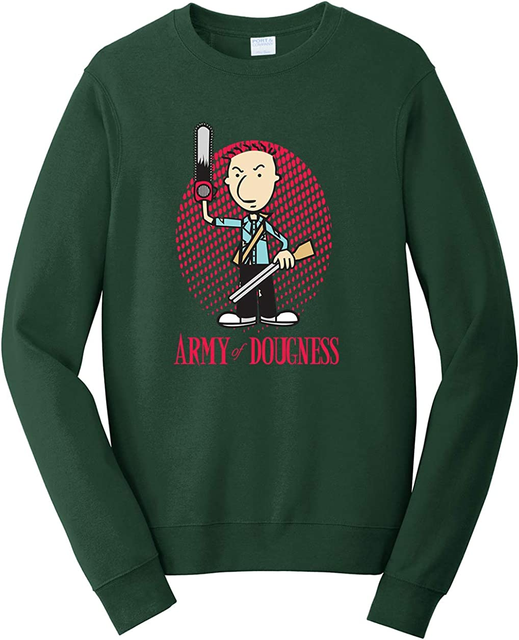 Tenacitee Unisex Army of Dougness Sweatshirt