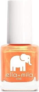 product image for ella+mila Nail Polish, Me Collection - Mango Pop