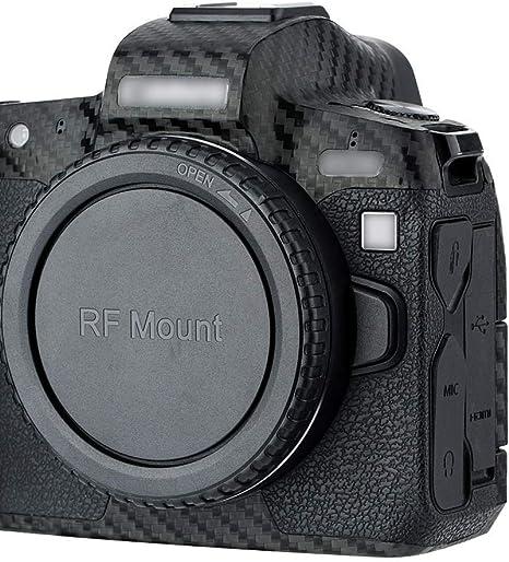 Adhesivo Protector de Fibra de Carbono para cámara Canon EOS R, 3M ...