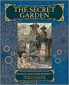 Secret Garden Francis Hodgson Burnett 9780785825692