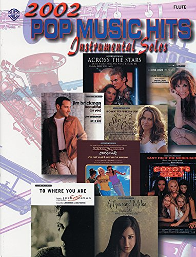 2002 Pop Music Hits -- Instrumental Solos: Flute