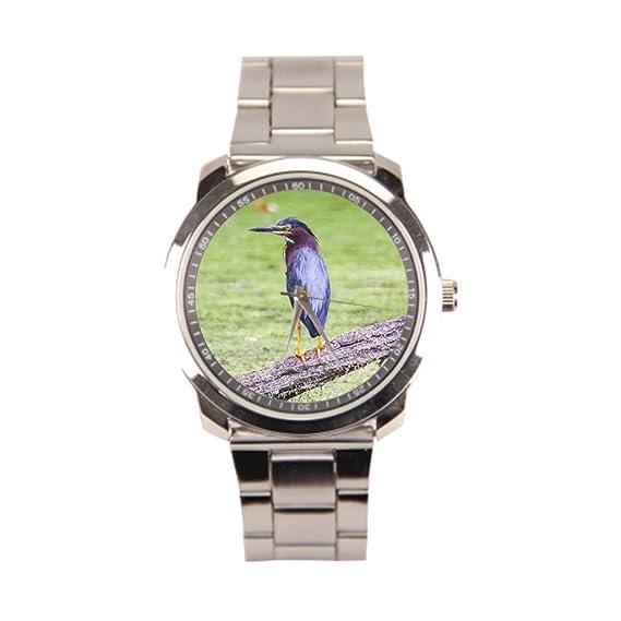 hottsummer aventura madre naturaleza - Reloj de pulsera hombre: Amazon.es: Relojes