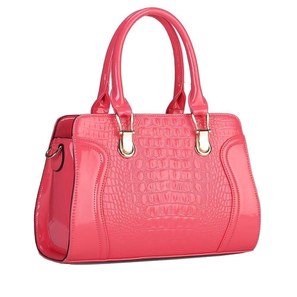hb420039 PUレザーヨーロッパアメリカスタイルの女性用ハンドバッグ、正方形断面シェルバッグ  C3 B01DW9ER6I