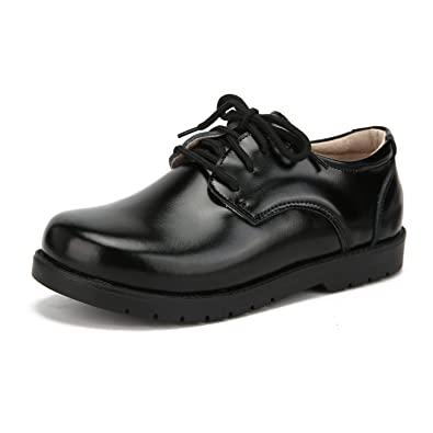 Amazon Alpheligance Kids Boys Dress Oxford Shoestoddler