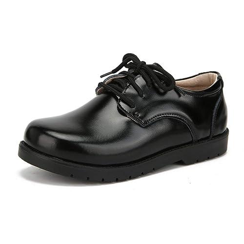 Amazon.com: Alpheliance - Zapatos Oxford para niños (bebé ...
