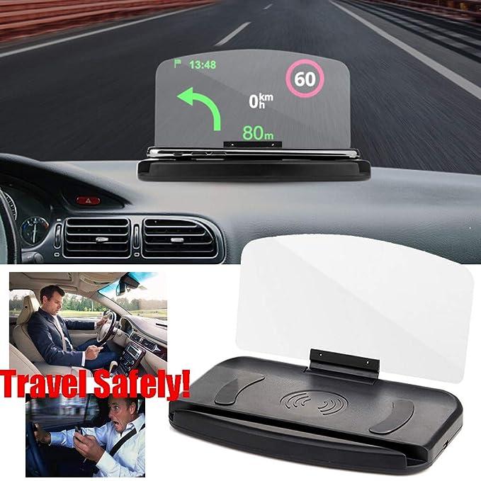 Soporte Universal de Coche para Pantalla de navegación, GPS ...