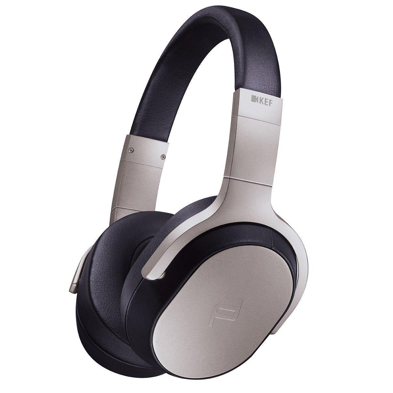 KEF Porsche Design SPACE ONE Over-Ear Noise Cancelling Headphones