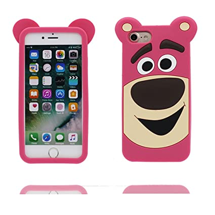 iPhone 6 Plus Carcasa Cover, Cartoon 3D Disney Toy oso, case ...