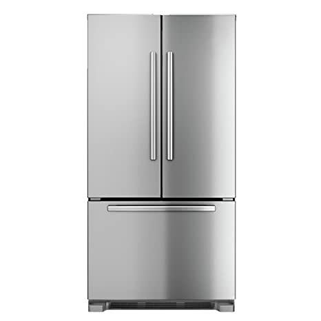 Bosch B22CT80SNS 800 21.8 Cu. Ft. Stainless Steel Counter Depth French Door  Refrigerator